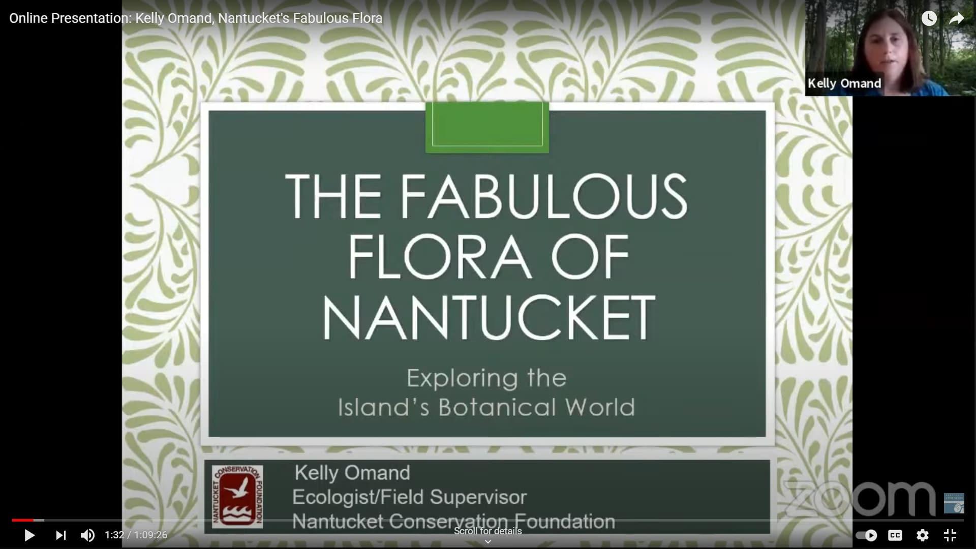 Fabulous Flora Nantucket